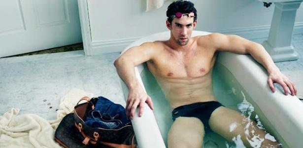 O anúncio de Michael Phelps para a Louis Vuitton causou polêmica e o ex-nadador pode ser punido