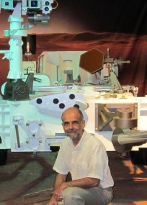 Natural de Guaratinguetá, Ramon de Paula é um dos três brasileiros envolvidos na missão da Nasa que levou o jipe-robô Curiosity a Marte nesta semana