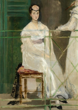 """""""Retrato de Mademoiselle Claus"""", de Edouard Manet - Reuters"""