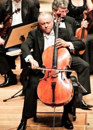 Violoncelista Antonio Meneses participará de festival cultural de Edimburgo  - Folhapress
