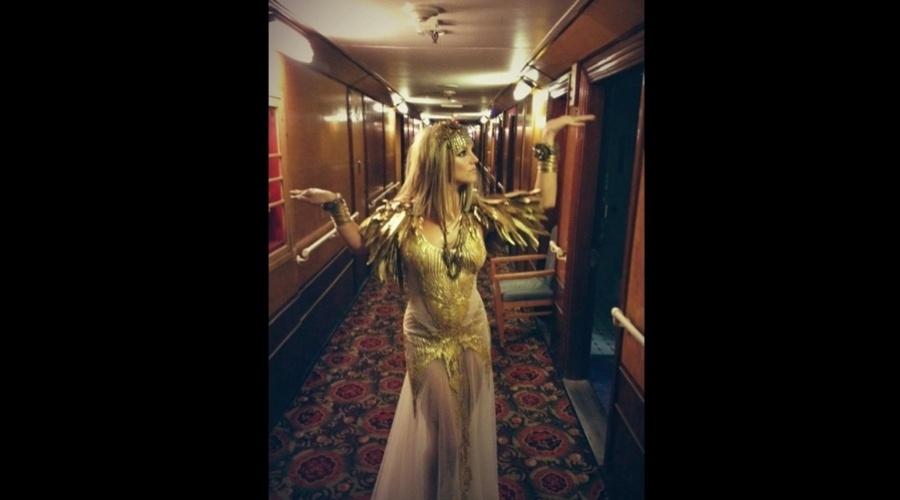 Britney Spears fez ensaio fotográfico inspirado em Cleópatra (9/8/12)