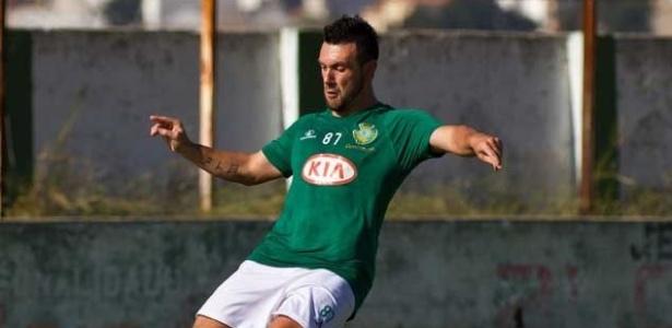 Claudio Pitbull foi confirmado como novo reforço do Bahia