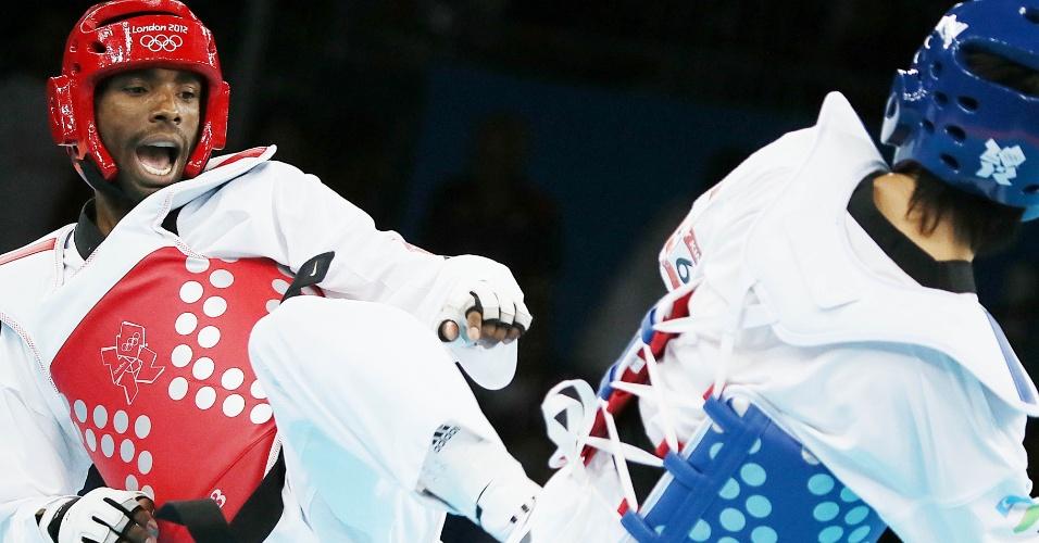 Diogo Silva enfrenta uzbeque e vence sua primeira luta dos Jogos de Londres no golden score