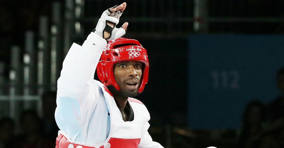 Diogo Silva passou para as quartas de final da categoria até 68 kh do taekwondo olímpico