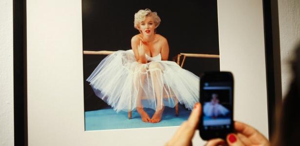 Imagens inéditas de Marilyn Monroe são expostas em Varsóvia -