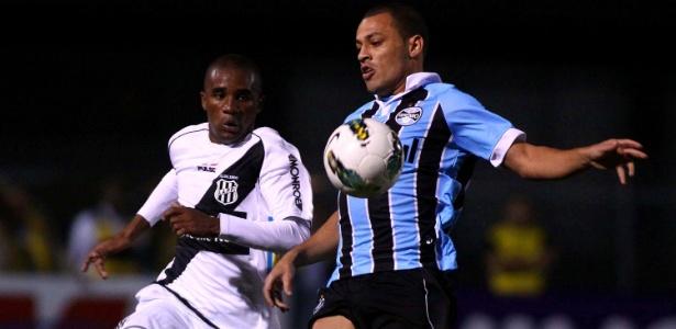 Cicinho despertou a atenção de alguns clubes da Série A, mas optou por ficar na Ponte