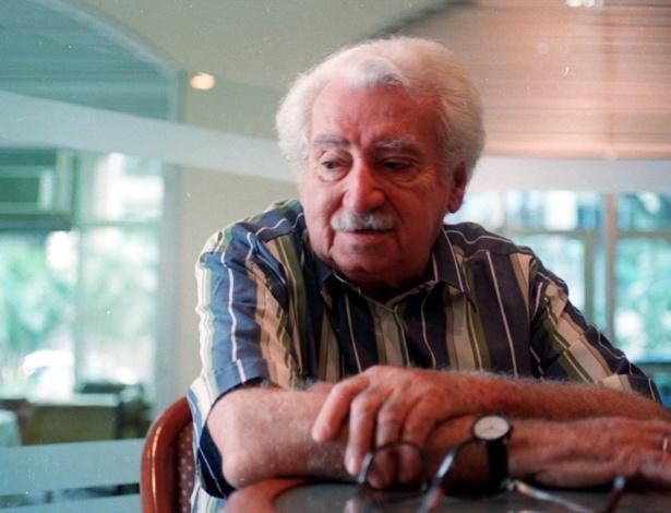 O escritor baiano Jorge Amado, que completaria 100 anos nesta sexta-feira (10) - Niels Andreas/Folhapress