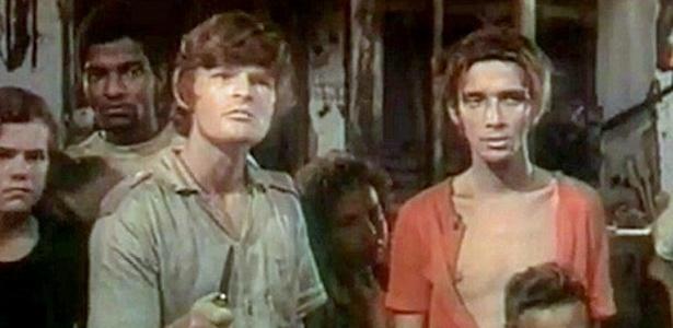 Atores americanos e brasileiros interpretam personagens como Gato, Volta-Seca, Sem-Pernas e Pirulito  - Divulgação