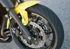 Freios ABS são fundamentais para a segurança do motociclista - Doni Castilho/Infomoto