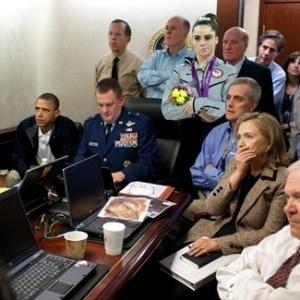 McKayla Maroney não está impressionada com a captura de Osama Bin Laden