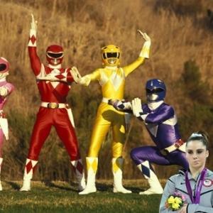 McKayla Maroney não está impressionada com os Power Rangers
