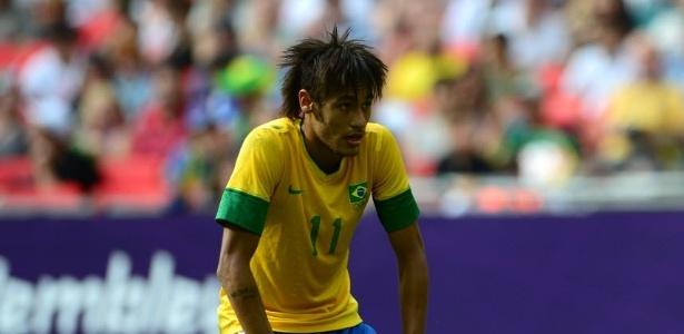 Neymar pode reforçar o Santos após amistoso do Brasil contra a Suécia em Estocolmo