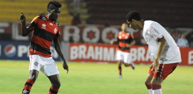 Negueba não é relacionado para uma partida do Flamengo desde setembro  - Alexandre Vidal/Fla Imagem