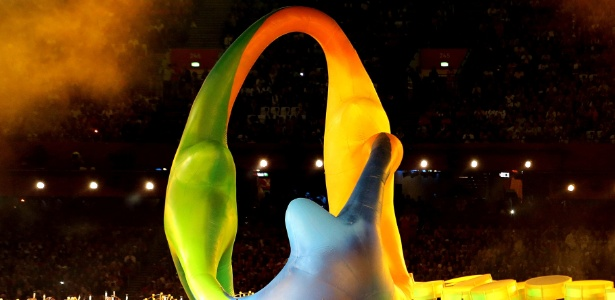 Com samba, artistas brasileiros e Pelé, país foi apresentado como próxima sede dos Jogos Olímpicos