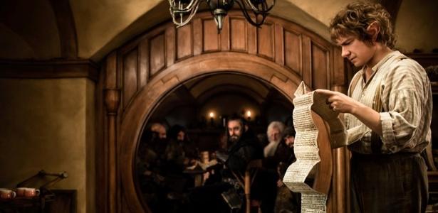 """Cena da saga """"O Hobbit"""", novo filme de Peter Jackson sobre o universo criado pelo escritor J.R.R. Tolkien"""