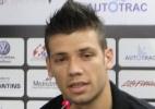 Giaretta recebe proposta do futebol chinês e deixará o Atlético-GO - Felipe Furtado/Site oficial do Atlético-GO