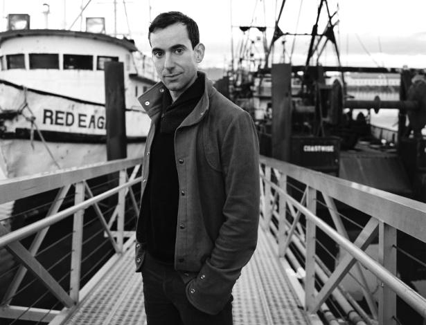 """O quadrinista norte-americano Craig Thompson, autor de """"Retalhos"""" e """"Habibi"""" - Divulgação/Alicia J. Rose"""