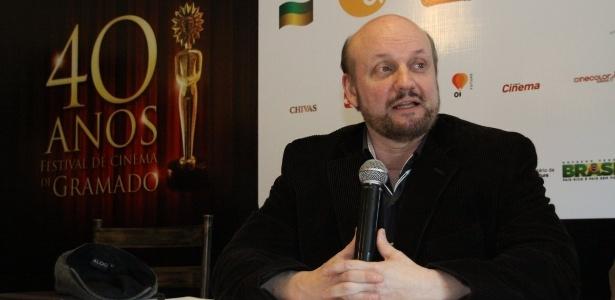 """O diretor argentino Juan José Campanella comanda três episódios de """"Colony"""", do TNT - Graça Paes/Foto Rio News"""