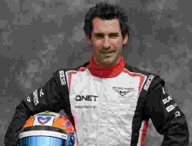 Timo Glock, piloto de Fórmula 1 da Marussia - Franck Robichon/EFE