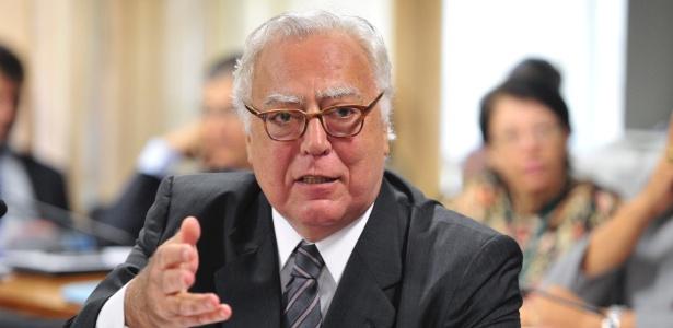 Miro Teixeira (Pros) é deputado federal com mais mandatos na Câmara - Geraldo Magela/Agência Senado