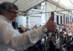 Lugo se prepara para encontro com simpatizantes no Brasil e na Argentina - Norberto Duarte/AFP