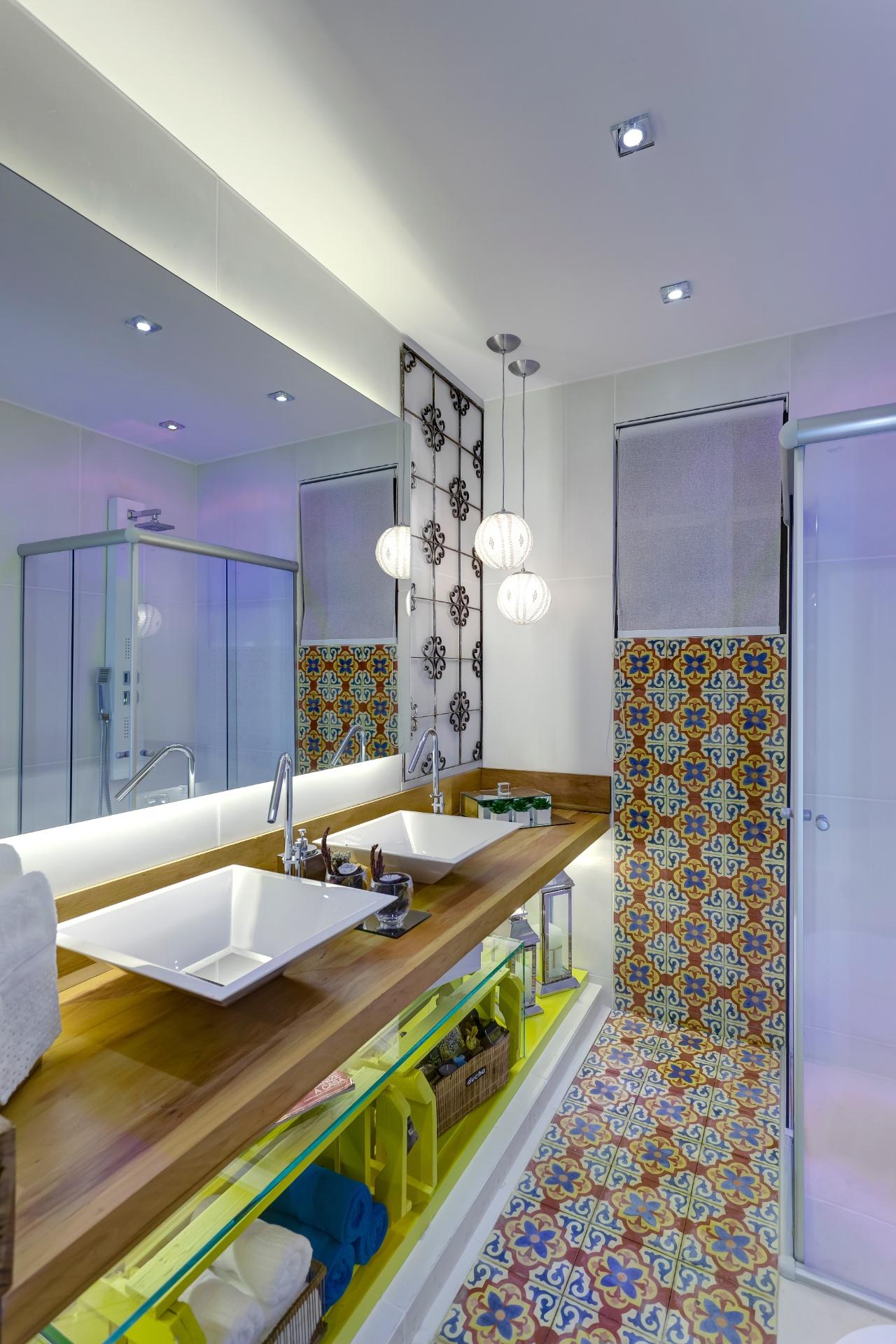 c531debd54 Veja algumas ideias para renovar o visual dos banheiros da sua casa - BOL  Fotos - BOL Fotos