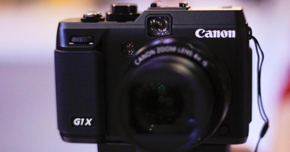 Câmera digital Canon Powershot G1x
