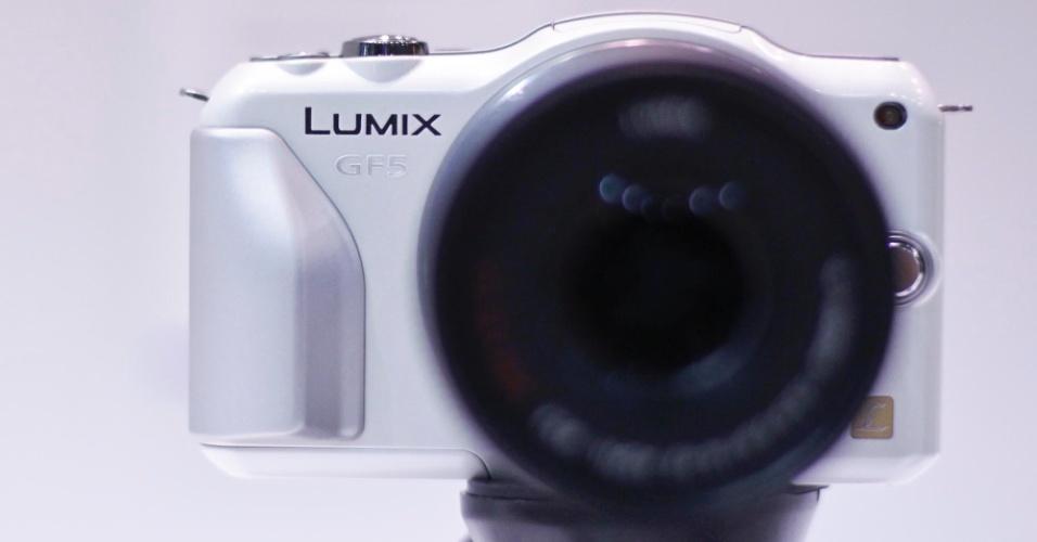 Câmera digital Panasonic GF5