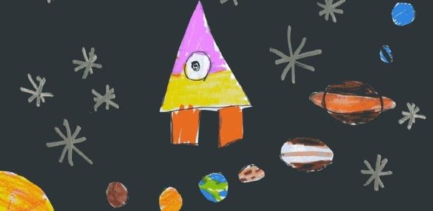 Ilustração do garoto Jack Henderson