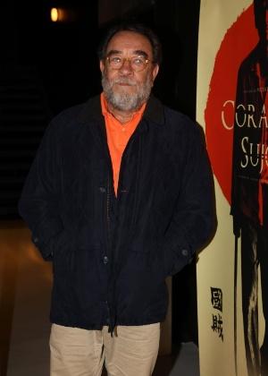 O escritor Fernando Morais, em foto de agosto de 2012 - Foto Rio News