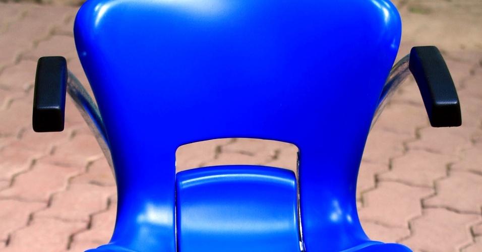 As cendeiras obedecem a requisitos da Fifa e normas de segurança da ABNT