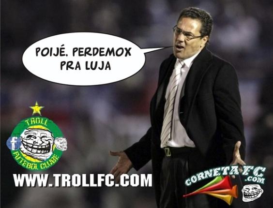 Corneta FC: E aí, 'pofexô'?