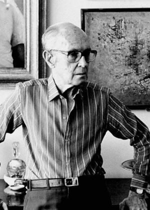 Poeta Carlos Drummond de Andrade - Carlos Freire