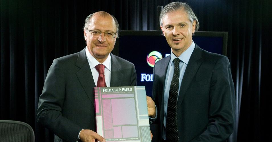 Geraldo Alckmin no Poder e Política