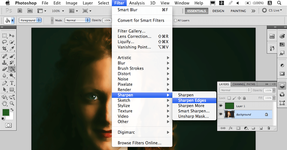 Photoshop leva para suas fotos o efeito de pintura Caravaggio; aprenda