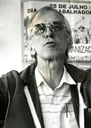 A vida do clérigo espanhol Pedro Casaldáliga, radicado no Brasil há 44 anos, vai virar filme para TV - Sérgio Tomisaki/Folhapress