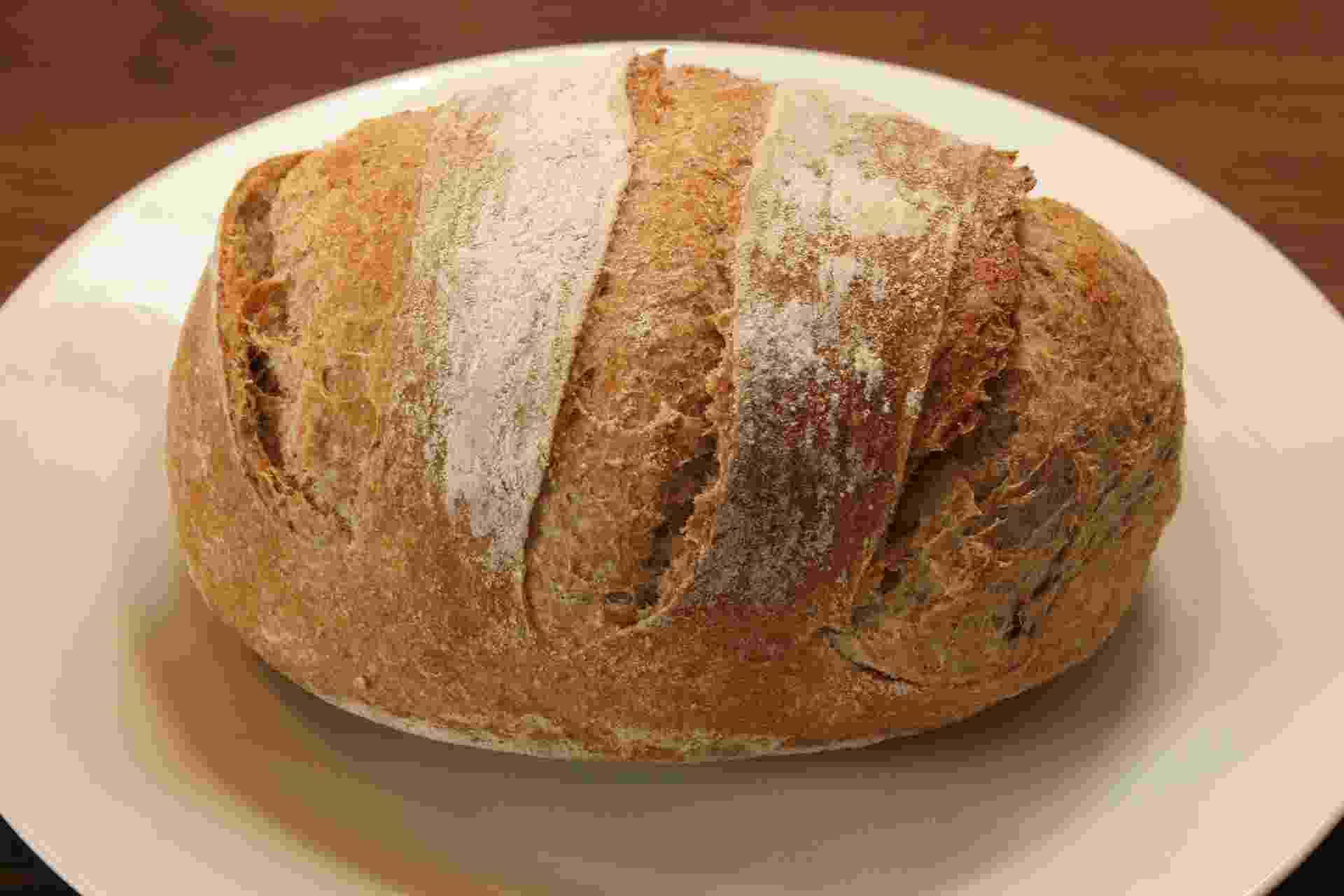 Pão integral, pão artesanal da PÃO - Patricia Stavis/Folhapress