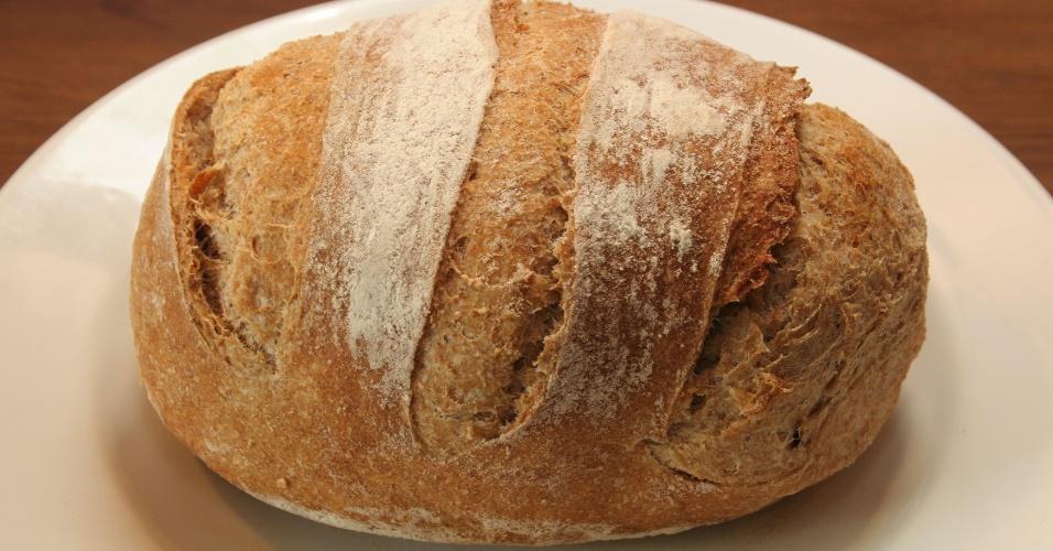 Pão integral, pão artesanal da PÃO