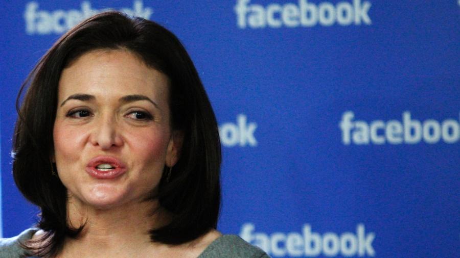 Sheryl Sandberg é a número 2 do Facebook, atrás apenas de Zuckerberg - Reuters/Eduardo Munoz