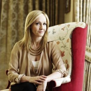 Autora  J. K. Rowling, criadora de Harry Potter - Divulgação