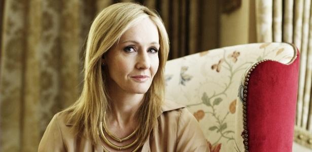 """A escritora J.K. Rowling, criadora da saga """"Harry Potter"""" - Divulgação"""