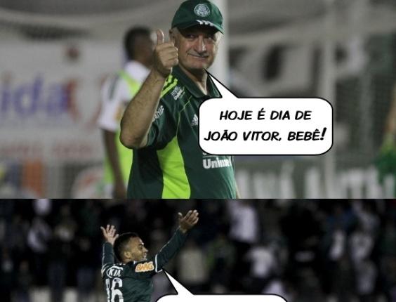 Corneta FC: Hoje é dia de João Vitor, bebê!