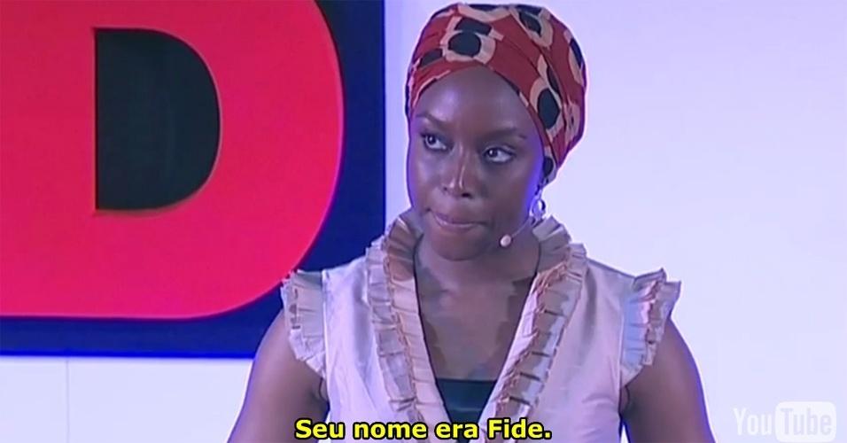 """19º lugar: Do curso """"Cobrindo as Notícias Mundiais"""", a aula """"O perigo de uma única história"""", de Chimamanda Adichie:"""