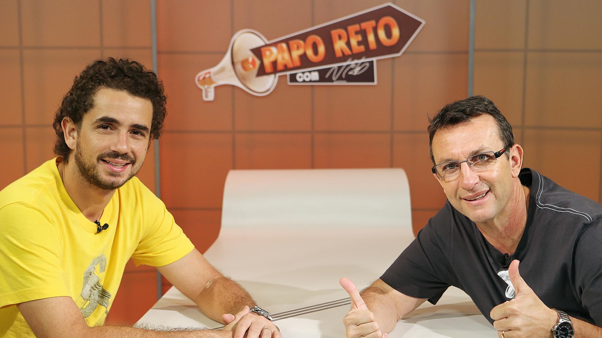 Felipe Andreoli é convidado do