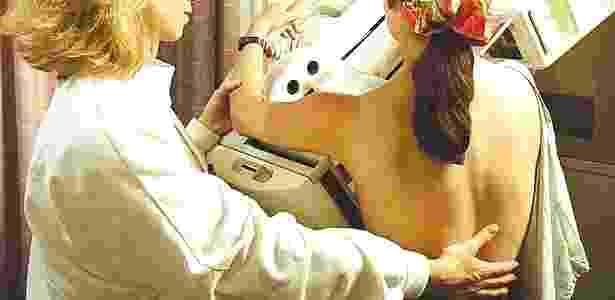 Na ação civil pública, o MPF classifica o exame de mamas exigido pela Marinha como discriminatório - Divulgação