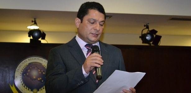 O ex-juiz federal de MT Julier Sebastião da Silva, acusado de vender decisões judiciais - Reprodução