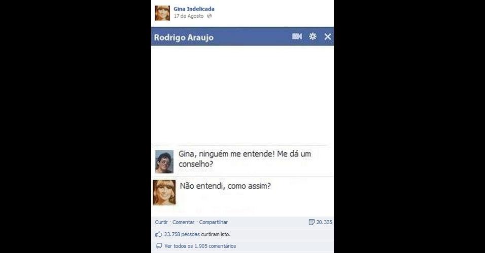 'Gina Indelicada'