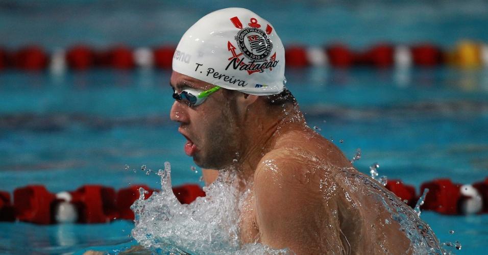 Thiago Pereira compete no José Finkel