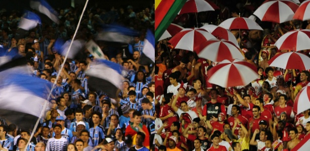 Gre-Nal de domingo deve ter entre 48 e 52 mil torcedores na Arena do Grêmio