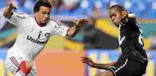 Vasco foi superado pelo Fluminense no sábado e completou quatro jogos sem vencer - Dhavid Normando/Photocamera